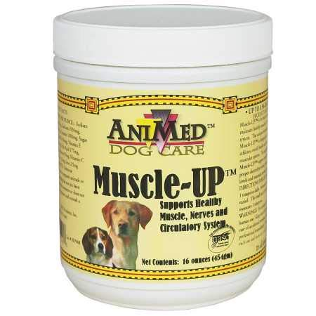 AniMed Muscleup Powder (16oz)_LQ by AniMed