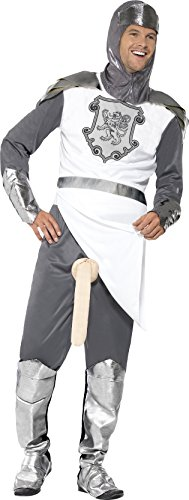 [Smiffy's Men's A Knight To Remember, Multi, Large] (Adult Knight To Remember Costumes)