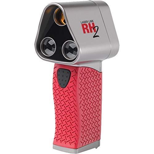 Laser Link Red Hot 2 Golf Rangefinder Bundle with 200 My Hit