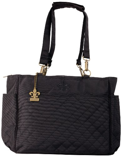 Kalencom Quilted Tote, Black