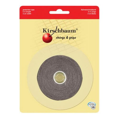 Kirschbaum Protection Tape for Tennis Racket String, x 25Mts, Black