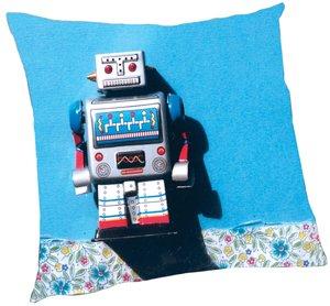 Amazon Com Robot Pillow Home Kitchen