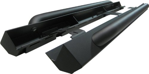MBRP 130714LX LineX Coated 4 Door Rock Rail Kit