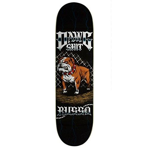 (Anti-Hero Russo Dawgshit Skateboard Deck - 8.38
