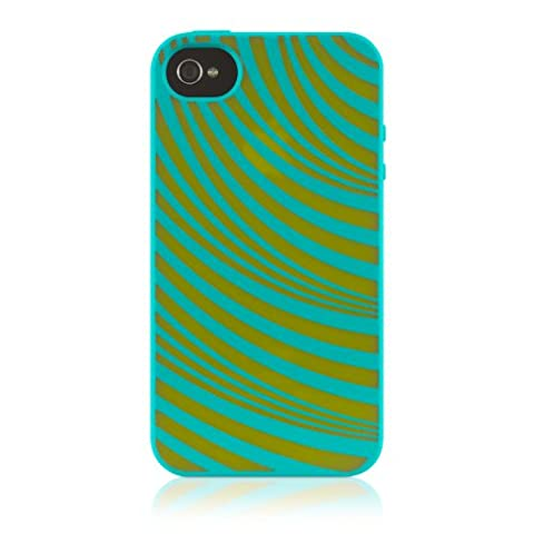 Belkin Essential iPhone 4 Case (Blue / Green) (Iphone 4 Belkin Essential)