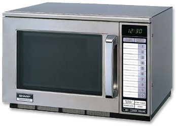 Sharp RAT Commercial Microwave Oven W Steel Amazoncouk - Abt microwaves