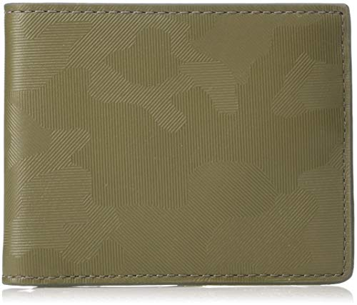 Fossil Men's Jerome Leather Bifold Flip ID Wallet