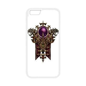 diablo iii iPhone 6 Plus 5.5 Inch Cell Phone Case White 53Go-454960