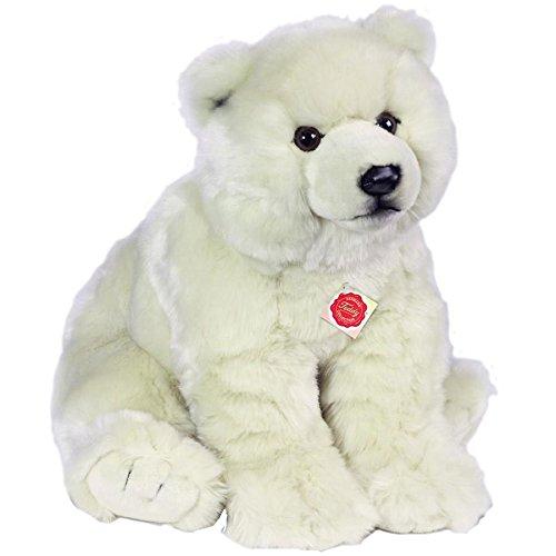 (Hermann Teddy Collection 915300 50 cm Polar Bear Sitting Plush)