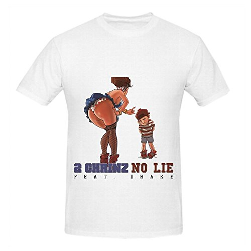 2-chainz-no-lie-men-crew-neck-custom-shirts-white
