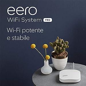 Ti presentiamo il router/extender mesh Wi-Fi Amazon eero Pro