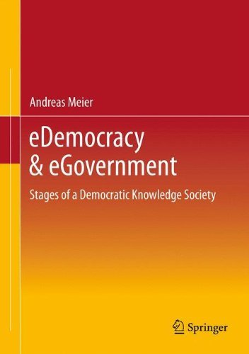 Download eDemocracy & eGovernment Pdf