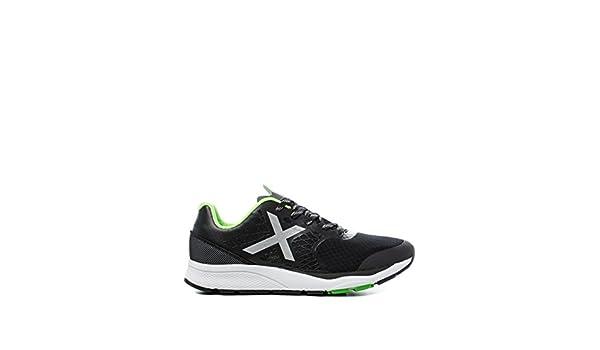 Zapatillas Deportivas Running Negras RX-03 de Munich (44 - Negro): Amazon.es: Zapatos y complementos