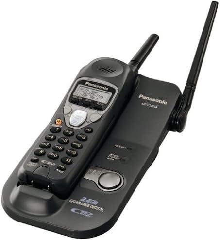 Panasonic KX-TG2215B 2,4 gHz Digital inalámbrico teléfono con identificador de llamadas: Amazon.es: Electrónica