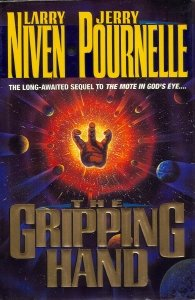 book cover of The Gripping Hand