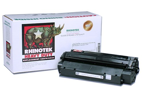 Rhinotek Compatible Hp Toner - Rhinotek compatible for HP LaserJet 1300, Q2613X Black Toner 1pk (QH-1300)