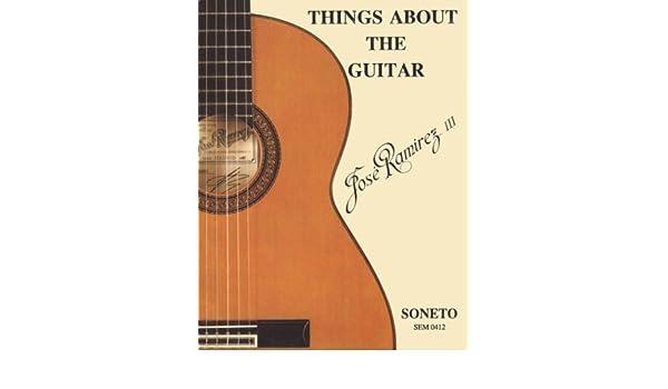 En torno a la guitarra: Amazon.es: Jose Ramirez: Libros en idiomas extranjeros