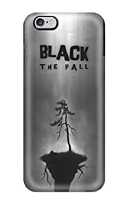 TYH - TurnerFisher Scratch-free Phone Case For Iphone 5/5s- Retail Packaging - Black The Fall phone case