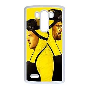 Breaking Bad LG G3 Cell Phone Case White S4745940