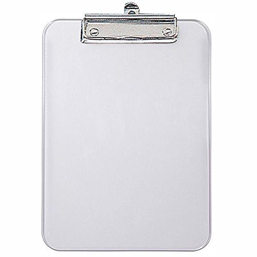 Clipboard Acrylic 4x6, 1 Each (Clear Clipboard Acrylic)