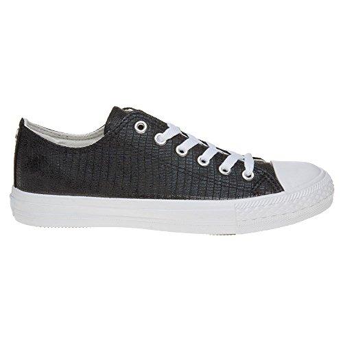 XTI 41284 Damen Schuhe Schwarz Schwarz