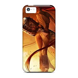Ultra Slim Fit Hard Cases Covers Specially Made For Iphone 5c- Heavenly Sword Game