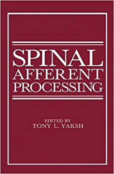 Book Spinal Afferent Processing