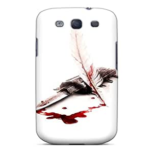 For Richardcustom2008 Galaxy Protective Cases, High Quality For Galaxy S3 Assassins Creed Skin Cases Covers