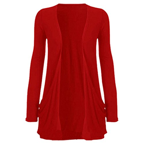 56 Cardigan Red Donna GenerationGap GenerationGap Cardigan qxn8ZwwIXE