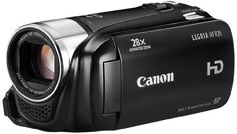 Canon LEGRIA HF R26 - Videocámara Memoria Flash Integrada ...