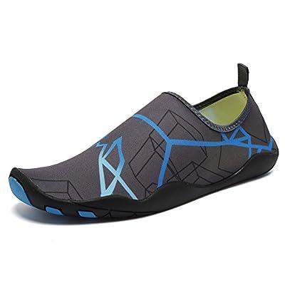 CIOR Water Shoes Men Women Aqua Shoes Barefoot Quick-Dry Swim Shoes for Boating Walking Driving Beach Yoga