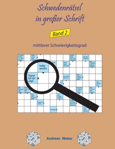 Download Schwedenrätsel in großer Schrift Band 2: mittlerer Schwierigkeitsgrad (German Edition) ebook