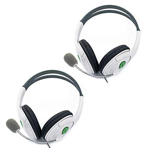 Xbox 360 Live Wireless Headset - 1