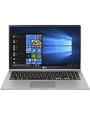 """LG gram Laptop - 15.6"""" Full HD Display, Intel 8th Gen Core I5, 8GB RAM, 256GB SSD, 21.5 HRs Battery - 15Z990-U.AAS5U1 (2019), Dark Silver"""