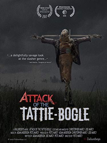 Attack of the Tattie-Bogle -