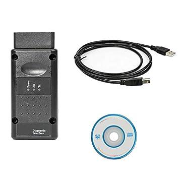 V1.7 Firmware HaoYiShang OP-COM Auto Auto Diagnostic Tool OPCOM 2010V CAN OBD2 USB Interface Scanner