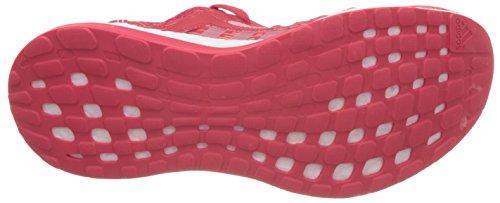 adidas Pureboost X, Zapatillas de Running Para Mujer Rojo (Rojray / Rosvap / Ftwbla)