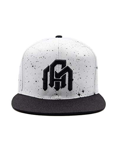 INTO THE AM Space Minimalist Snapback - White V2 (White)