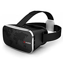 Habor 3D VR Virtual Reality Headset Virtual Video Glasses for 3D Movies