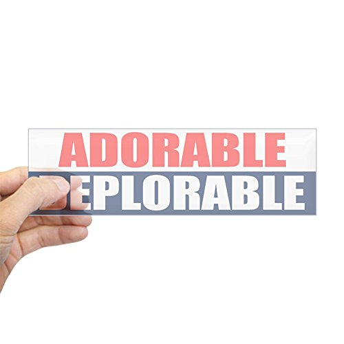 I M Deplorable Bumper Stickers Mary Rosh