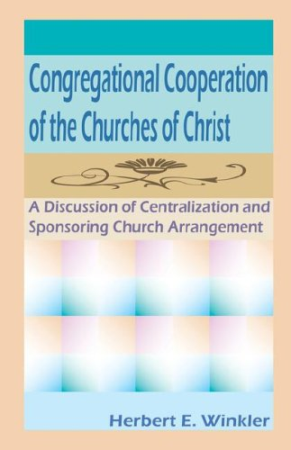 Congregational Cooperation of the Churches of Christ PDF