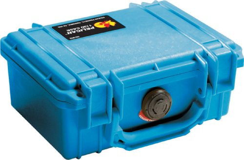 - Pelican 1120 Case with Foam (Blue)