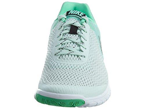 Nike Frauen Flex Experience RN 5 Laufschuh Barely Green / Schwarz-grünes Glühen