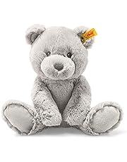 Steiff - Teddybeer Bearzy Soft Cudddly Friends 28cm - pluche knuffeldier met granulaatzakken binnenin - knuffelzacht en soepel