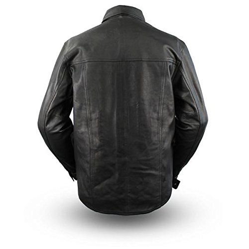 Leather Riding Shirt - 6