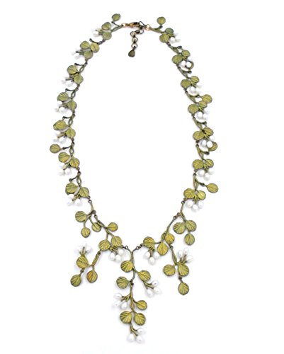 """Strawberry"" Necklace By Michael Michaud (OURS EXCLUSIVELY) For Silver Seasons…"