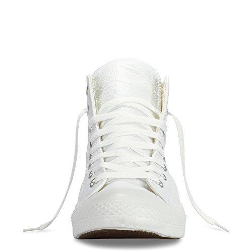 Hi Ctas Adulte Converse Baskets Mode Mono Core Mixte White SqxdS7EH