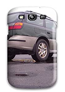 Laura Chris's Shop Hot Galaxy Cover Case - Subaru Outbacks 18 Protective Case Compatibel With Galaxy S3