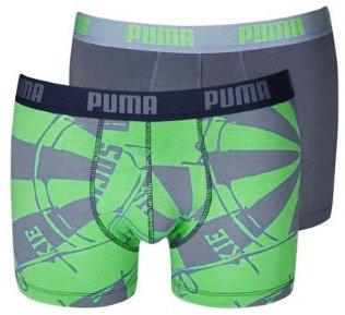 puma boxershorts grün