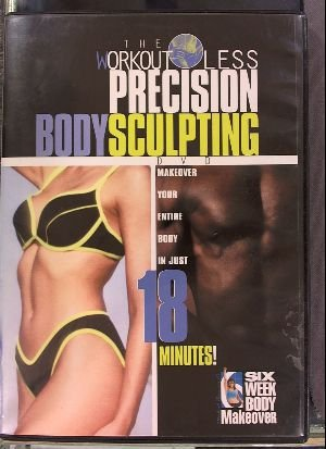 (The Workout Less Precision Body Sculpting Video: Makeover Your Entire Body in Just 18 Minutes! (Michael Thurmond's 6 Week Body Makeover))